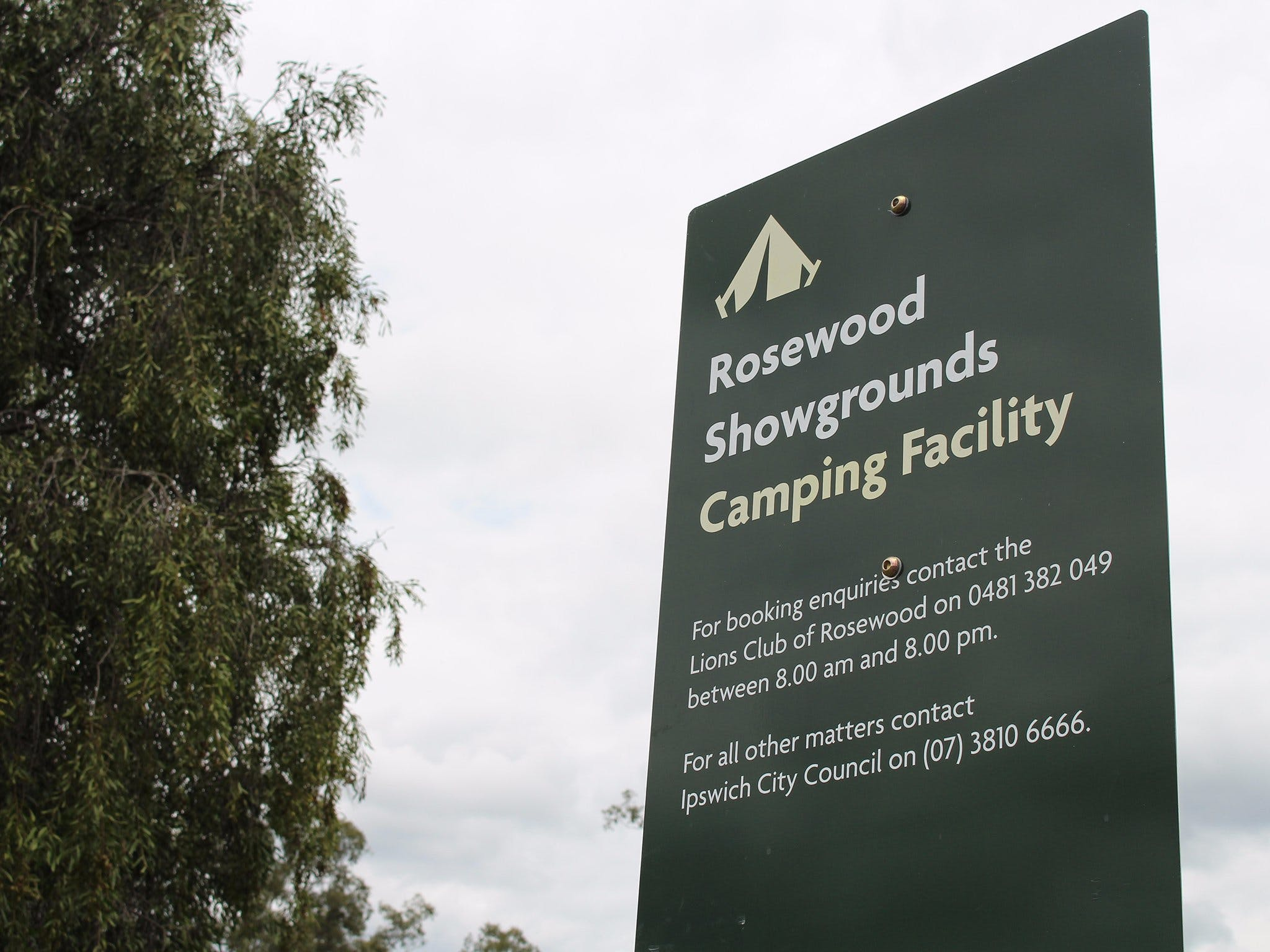 Rosewood Showgrounds Camping Facility - Foster Accommodation