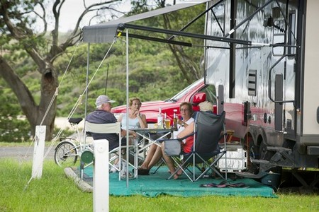 Moonee Beach Holiday Park - Foster Accommodation