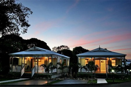 Barney Beach Accommodation Centre - Foster Accommodation