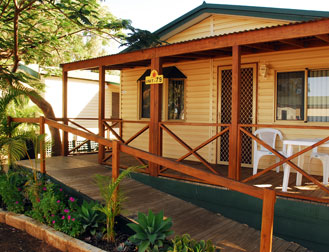Wintersun Caravan  Tourist Park - Foster Accommodation