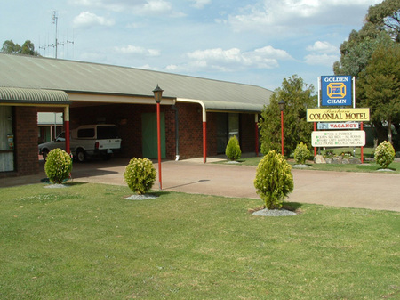 Barham Colonial Motel - Foster Accommodation