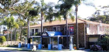 Palm Court Motel - Foster Accommodation
