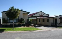 Outback Villas - Foster Accommodation
