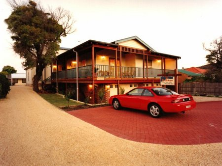 The Terrace Bed  Breakfast - Foster Accommodation