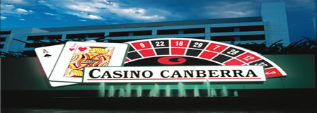 Casino Canberra - Foster Accommodation
