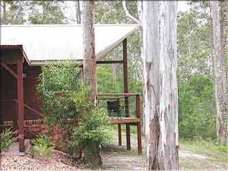 Bewong River Retreat - Foster Accommodation