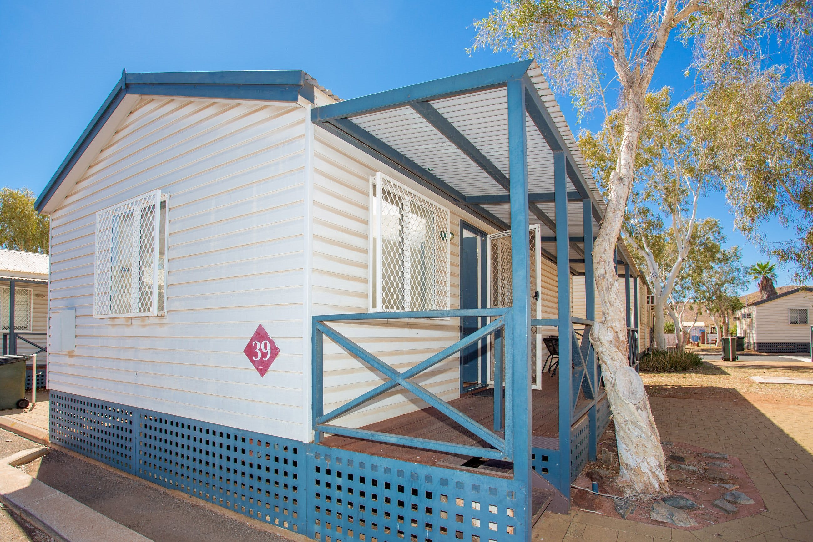 Discovery Parks - Pilbara Karratha - Foster Accommodation