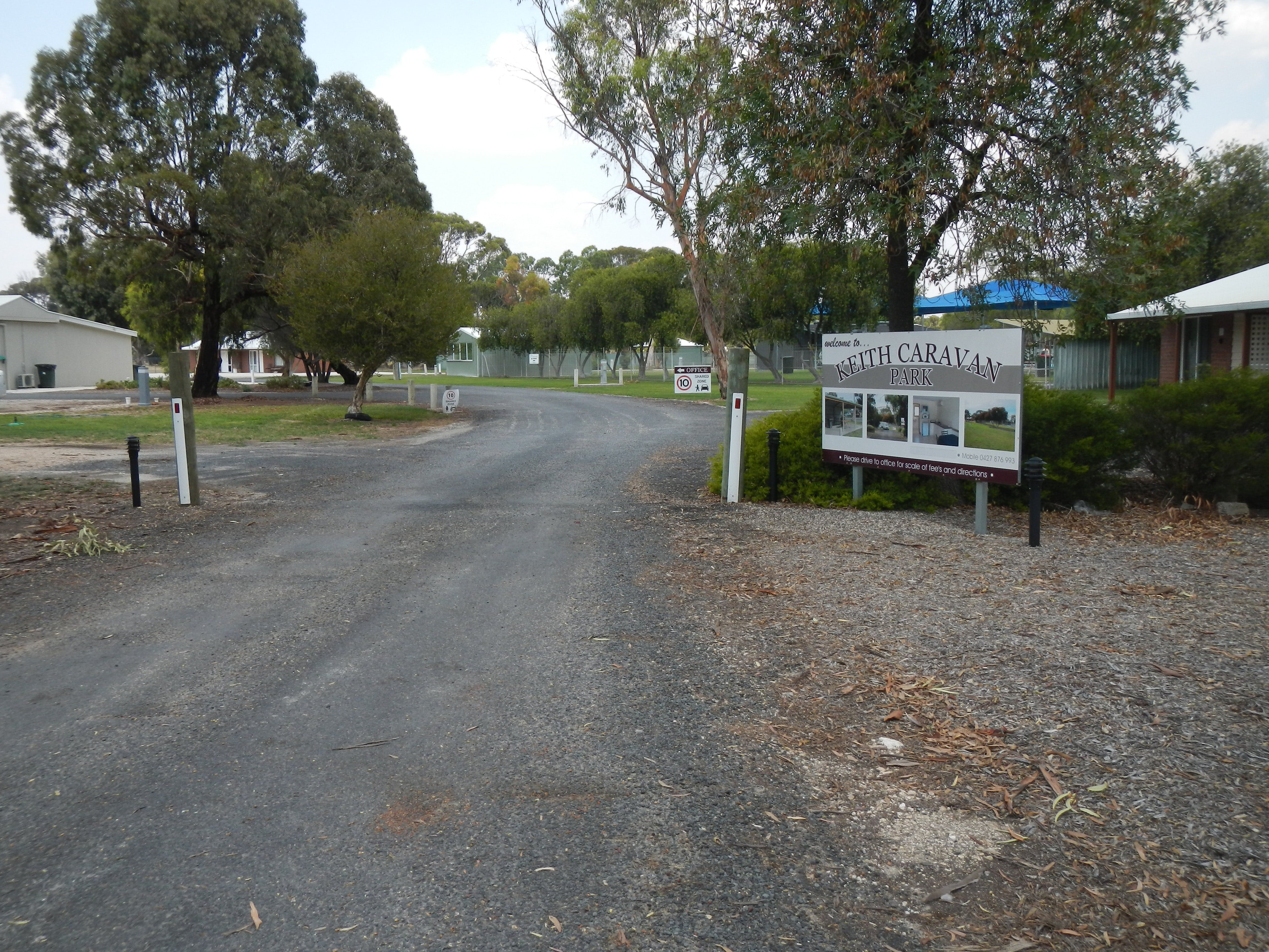 Keith Caravan Park Inc. - Foster Accommodation