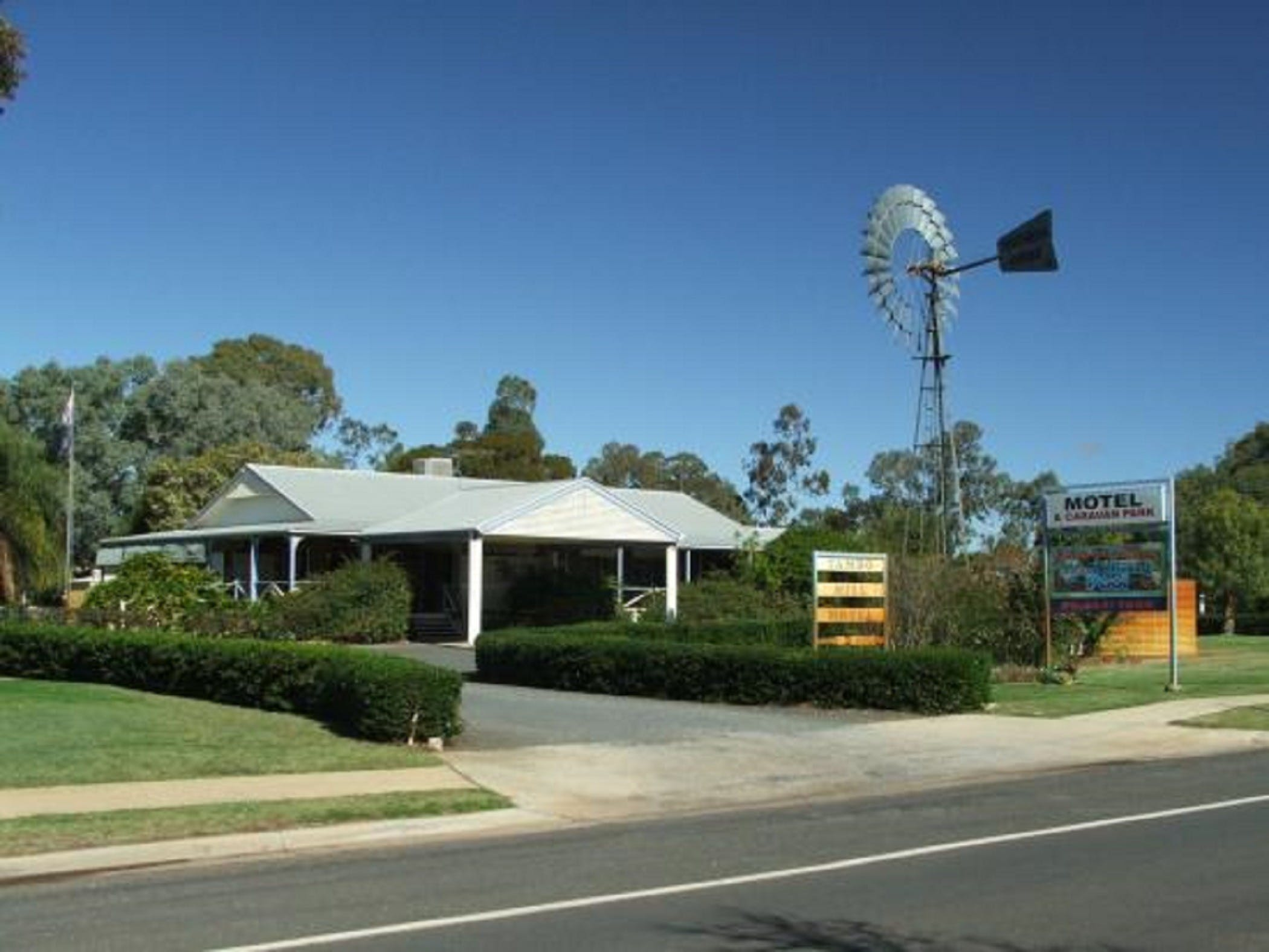Tambo Mill Motel and Caravan Park - Foster Accommodation