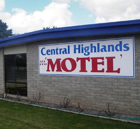 Central Highlands Motor Inn - Foster Accommodation