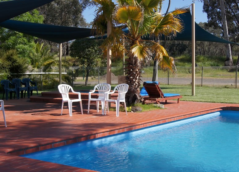 Bendigo Park Lane Holiday Park - Foster Accommodation