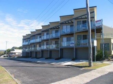 Seaspray Apartments - Foster Accommodation