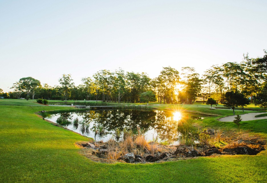 Tallwoods Golf Course and Resort - Foster Accommodation
