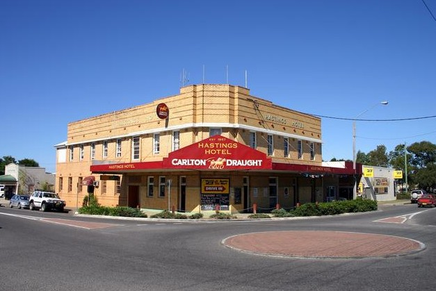 Hastings Hotel - Foster Accommodation