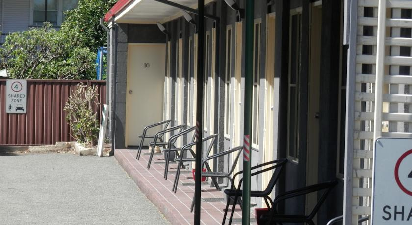 Benjamin Singleton Motel - Foster Accommodation