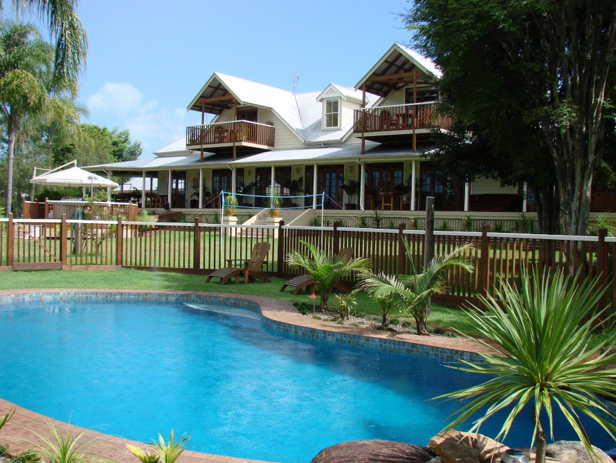 Clarence River Bed  Breakfast - Foster Accommodation