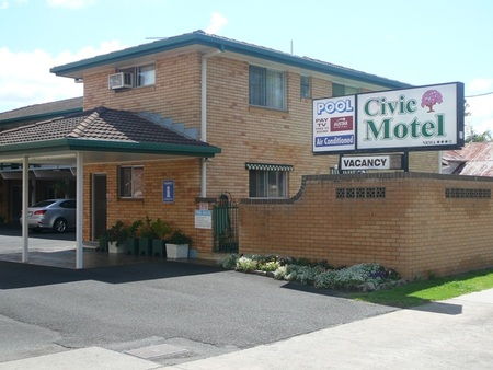 Civic Motel Grafton - Foster Accommodation