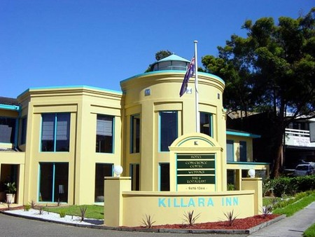 Killara Inn Hotel  Conference Centre - Foster Accommodation