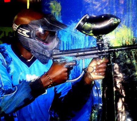 Melbourne Indoor Paintball - Foster Accommodation