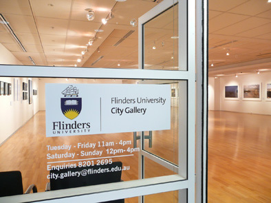 Flinders University City Gallery - Foster Accommodation