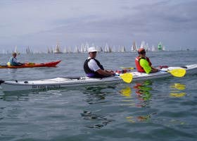 Sea Kayak Melbourne and Victoria - Foster Accommodation