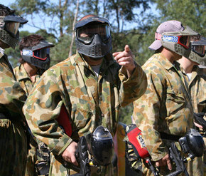 Action Paintball Games - Perth - Foster Accommodation