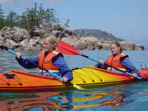 Magnetic Island Sea Kayaks - Foster Accommodation