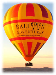Balloon Adventures Barossa Valley - Foster Accommodation