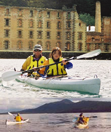 Blackaby's Sea Kayaks and Tours - Foster Accommodation