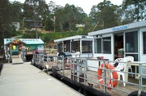 Clyde River Houseboats - Foster Accommodation