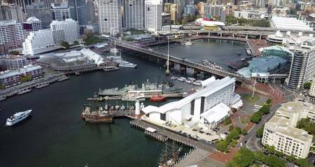 The Australian National Maritime Museum - Foster Accommodation