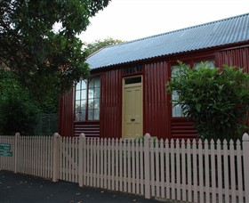 19th Century Portable Iron Houses - Foster Accommodation
