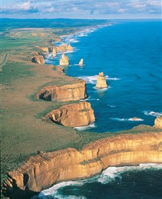 12 Apostles Flight Adventure from Apollo Bay - Foster Accommodation