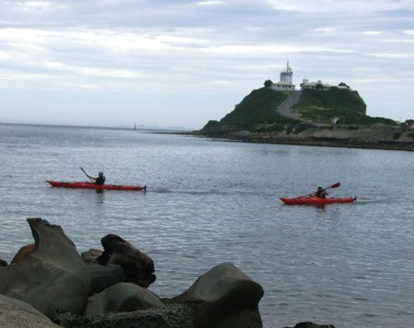 Newcastle Kayak Tours - Foster Accommodation