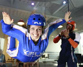iFly Indoor Skydiving - Foster Accommodation