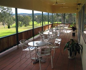 Woodenbong and District Golf Club - Foster Accommodation