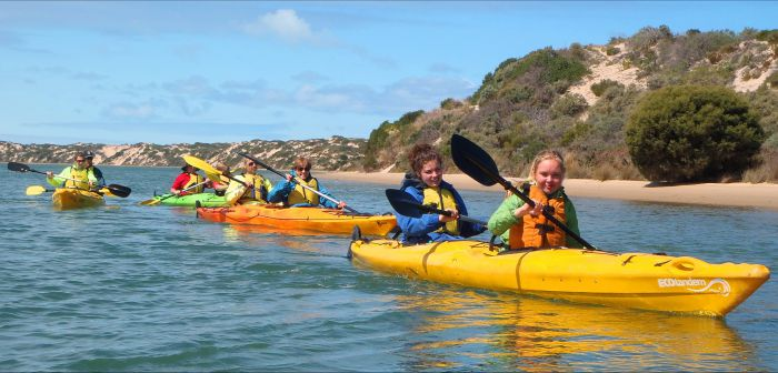Canoe the Coorong - Foster Accommodation