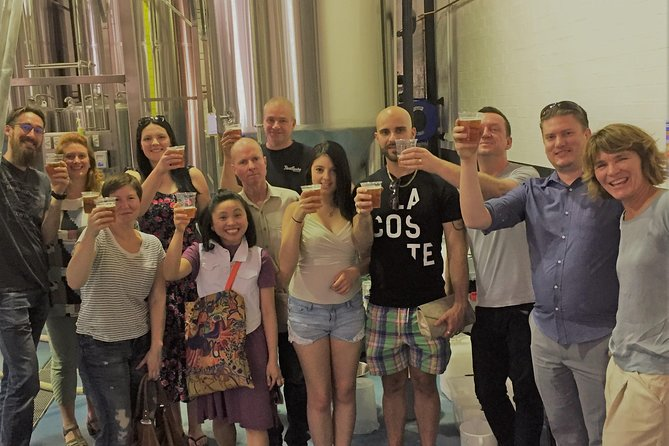 CanBEERa Explorer Capital Brewery Full-Day Tour - Foster Accommodation