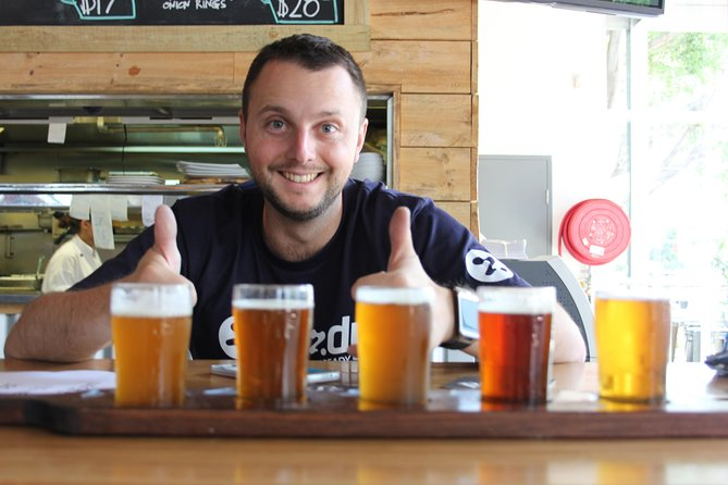 Capital 3in3 - 3 Craft Beer Hotspots in 3 Hours - Foster Accommodation