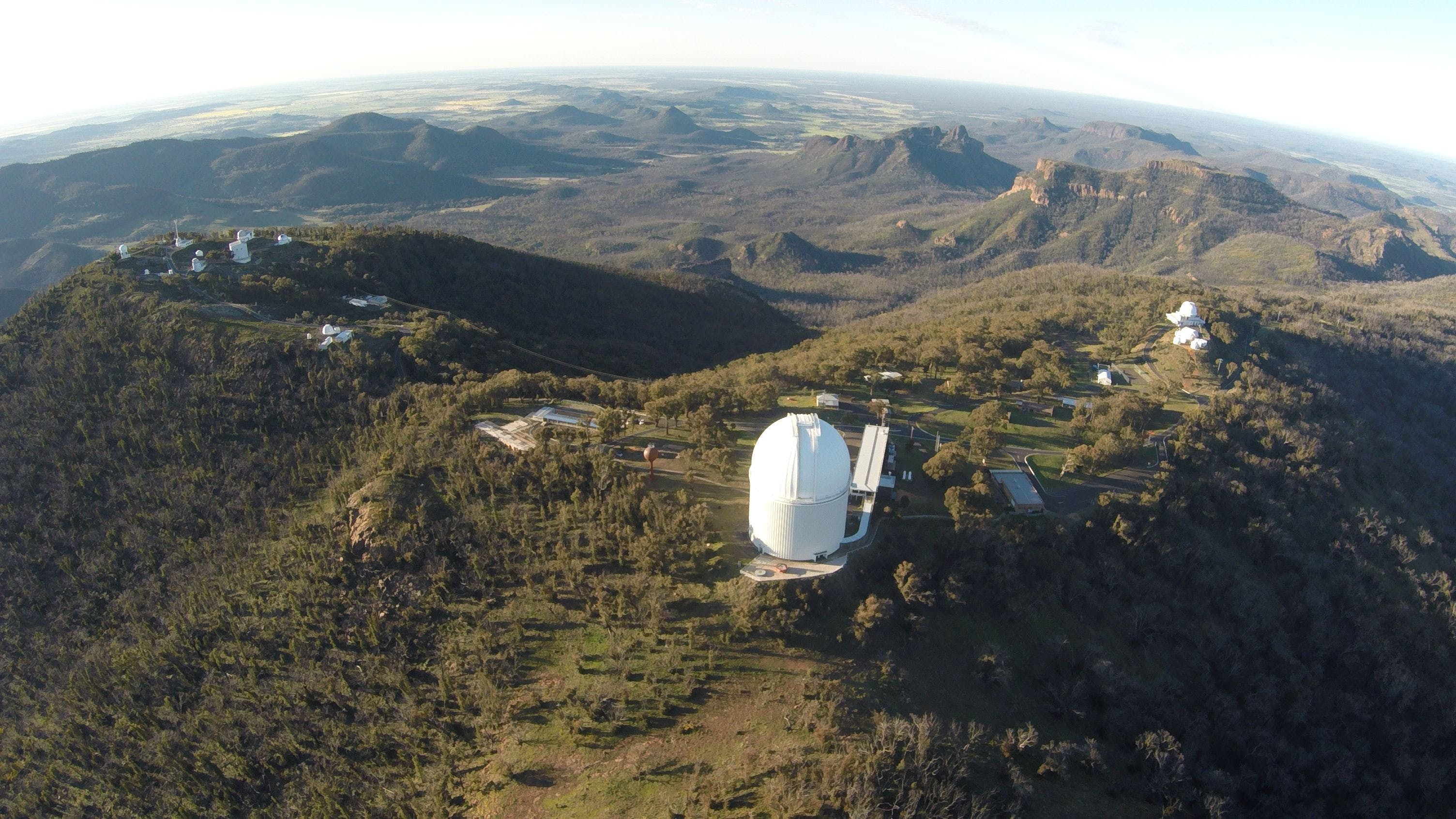Siding Spring Observatory - Foster Accommodation