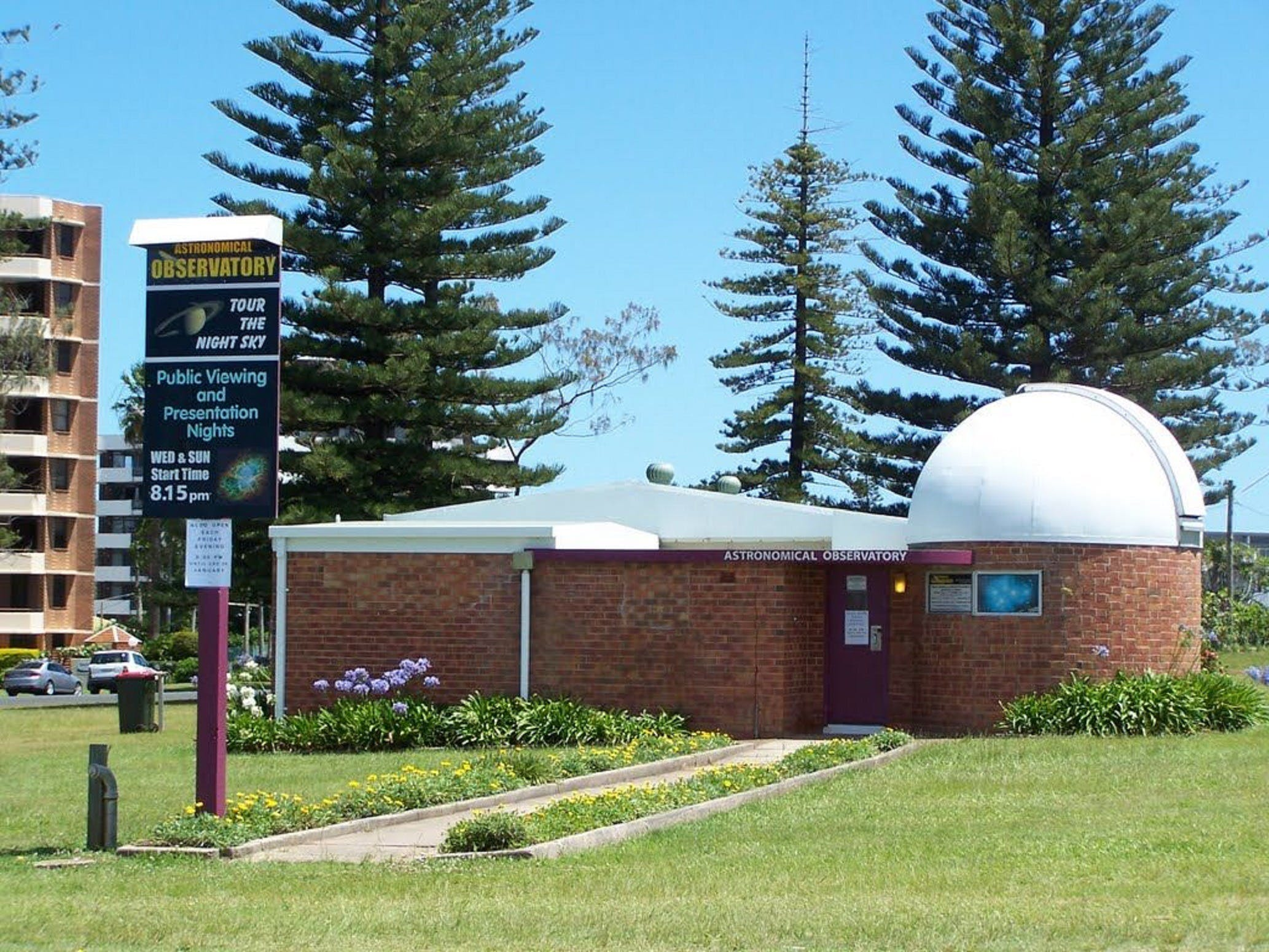 Port Macquarie Astronomical Observatory - Foster Accommodation