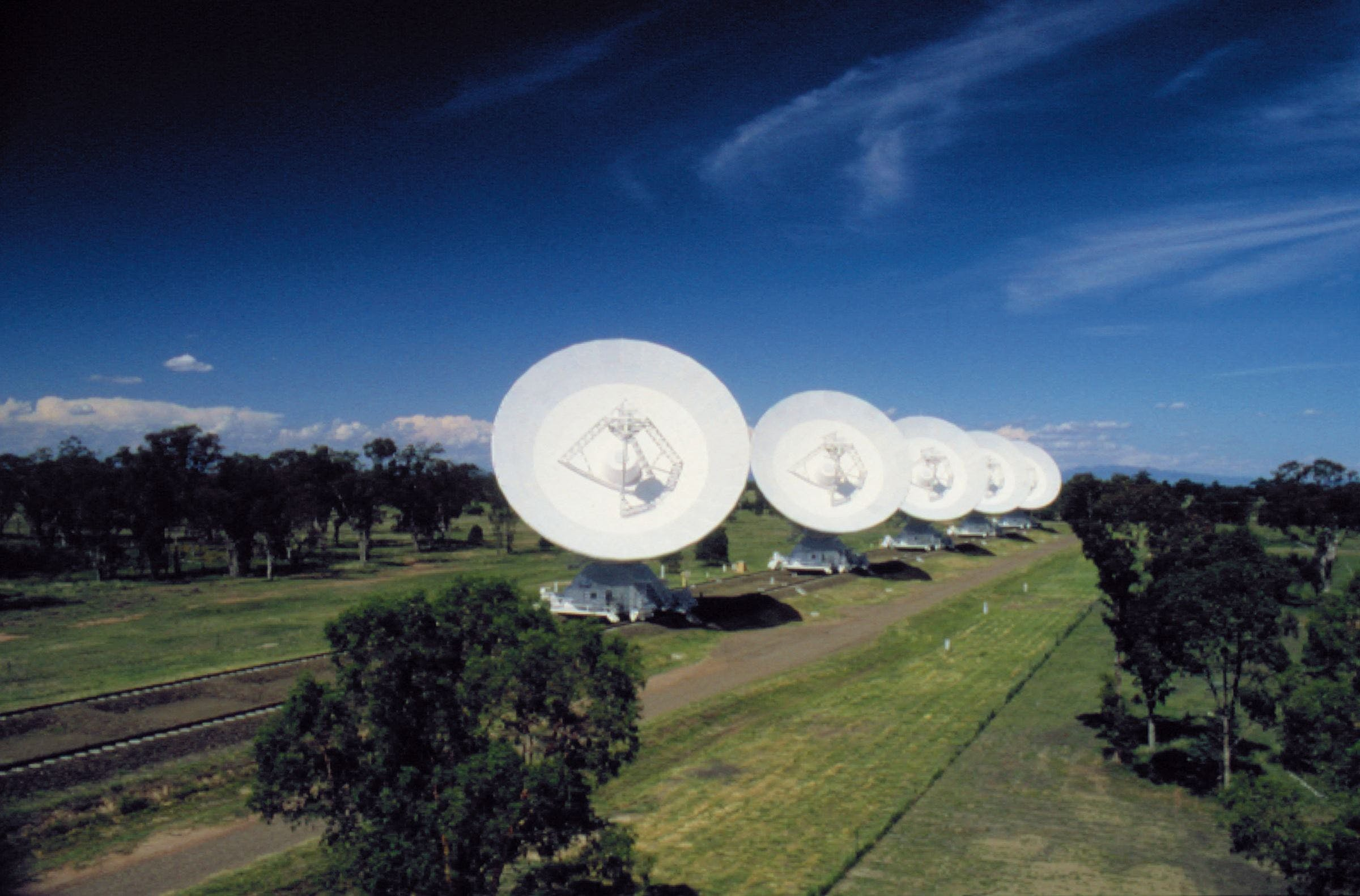 CSIRO Australia Telescope Narrabri - Foster Accommodation