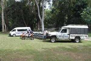 Cape York Motorcycle Adventures - Foster Accommodation