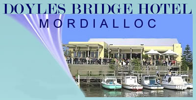 Doyles Bridge Hotel - Foster Accommodation