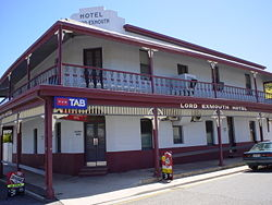 Lord Exmouth Hotel - Foster Accommodation