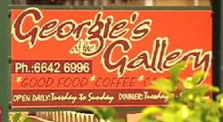 Georgies Cafe Restaurant - Foster Accommodation