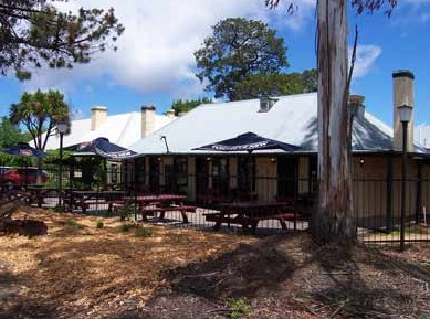 Old Canberra Inn - Foster Accommodation