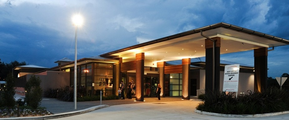 Springwood Sports Club - Foster Accommodation