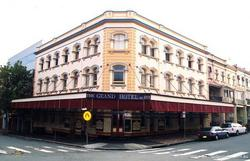 The Grand Hotel Newcastle - Foster Accommodation