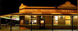 North Britain Hotel - Foster Accommodation